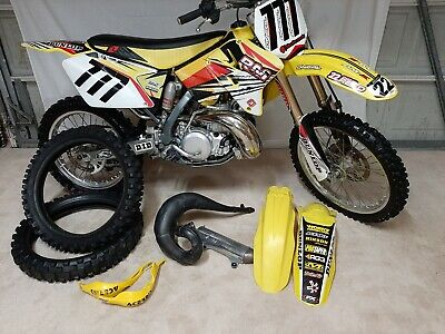 Suzuki RM 250 Dirt bike motocross 2007 model excellent condition