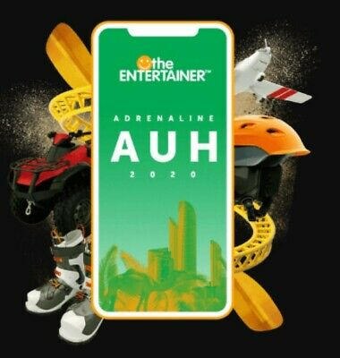 Abu Dhabi Entertainer 2020 - 7 Day App Rental