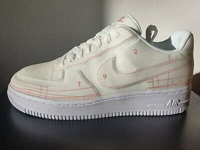 Nike Air Force 1 Summit WhiteUniversity Red Limited Stock