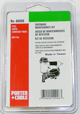 Porter Cable Genuine OEM Replacement Overhaul Kit # 910463