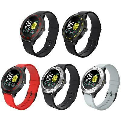 S18 Smart Watch Heart Rate Monitor Blood Pressure Pedometer Fitness Tracker