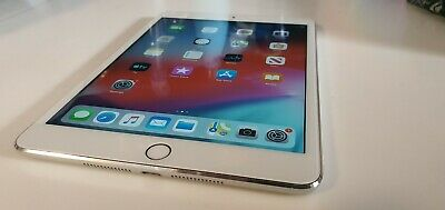 "Apple iPad Mini 3 A1599 16GB 7.9"" Retina display Screen Wifi - Silver"