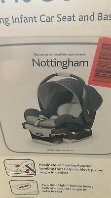 Chicco KeyFit 30 Infant Car Seat, Nottingham Brand New!! Free Shipping!