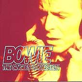 David Bowie The Singles Collection (1993) ORIGINAL 2 CD FAT BOX MINT