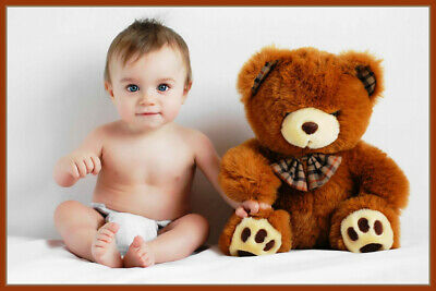"""Baby Cute For Mama Pregnancy Wall Poster 20x13/""""  B40"""