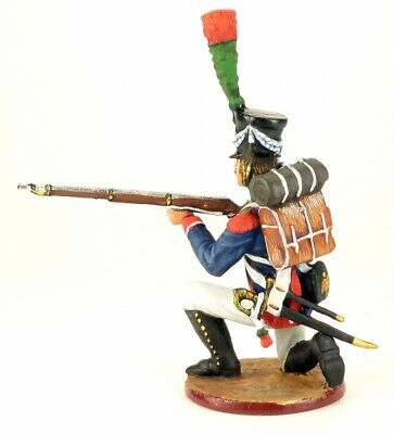 Soldier of an infantry regiment Italy, 1859 Tin Toy Soldiers Metal Sculpture Miniature Figure Collection 54mm Misc84 scale 1//32