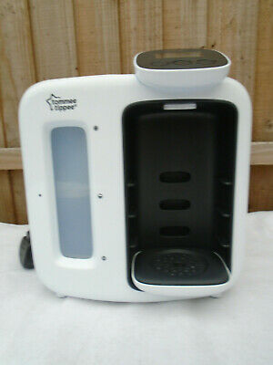 Tommee Tippee Closer to Nature Perfect Prep Machine Day And Night White VGC
