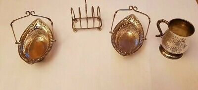 Joblot Silver Plated Items