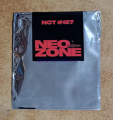 NCT 127 NCT #127 Neo Zone SMTOWN OFFICIAL GOODS RANDOM KEYRING KEY RING SEALED
