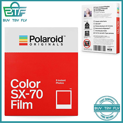 Originals Color Film for SX 70 4676 Hot