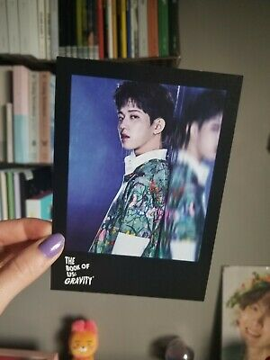 [DAY6] The Book of Us : Gravity / Time of our life / Official Postcard