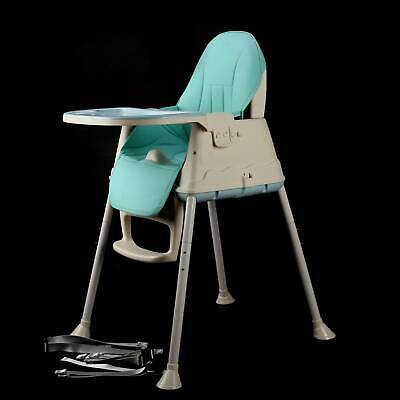 3 in 1 Baby Infant Highchair Dining High Toddler Chair Kid Eating Feeding Seat