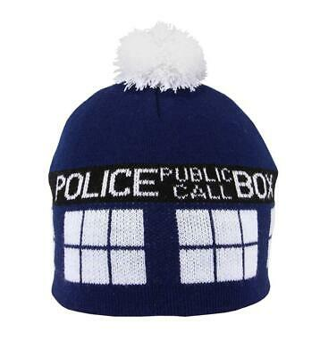 Hat Doctor Who Doctor Dr Tardis Booth Telefonca Police Serie TV #1