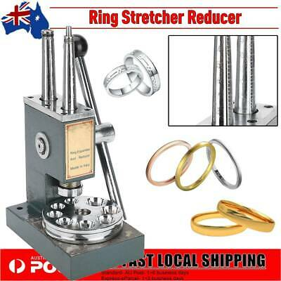 Professional Ring Stretcher ENLARGER Reducer JEWELLERS Ring Size Adjustment Tool