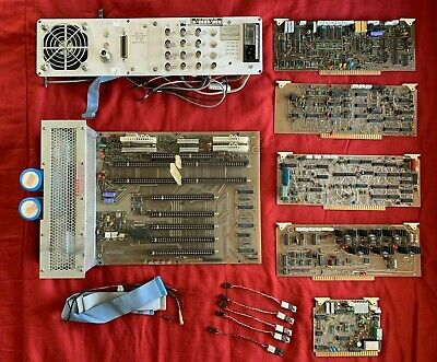 Wiltron 6647A Programmable Sweep Generator Boards Complete