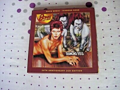 David Bowie - Diamond Dogs (2CD 30th Anniversary Edition) [Remastered]