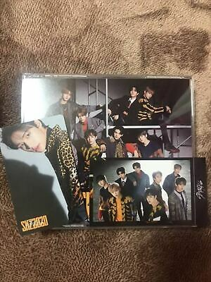 SKZ2020 Stray kids straykids Hyunjin photo card photocard 2 CD + DVD offcial