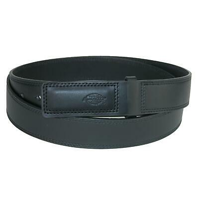 BLACK Men/'s New Leather No Scratch Mechanic BELT U PIC size 28-50 Waist Red Kap