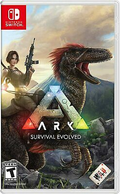ARK: Survival Evolved - Nintendo Switch - Brand New - Free Shipping!