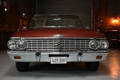 1962 Ford Galaxie Sunliner 429CID V8 3-speed Auto Big Block UK Registeered
