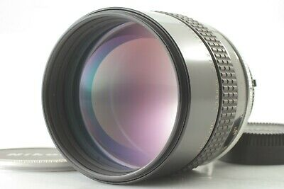 【Excellent+++++】Nikon Ai Nikkor 135mm f/2 Telephoto MF Lens from JAPAN #585319