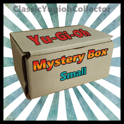 Yugioh MYSTERY BOX small - 1 Special Edition, 5 Booster Packs