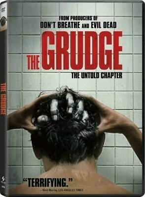 The Grudge the untold chapter (DVD,2020) PRE-ORDER SHIPS ON 03/24/2020