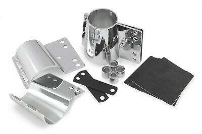 NEW NATIONAL CYCLE KIT-CHN Heavy Duty Wide Frame Windshield Mount Kit