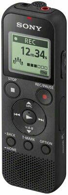 SONY ICD-PX370 Card Stereo Digital Voice Recorder 55 Hour Battery