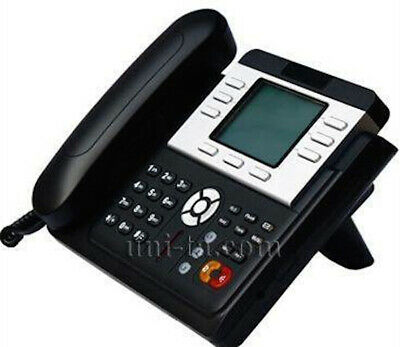 Unused New -  3 Lines Business VoIP Phone with Large Graphic LCD
