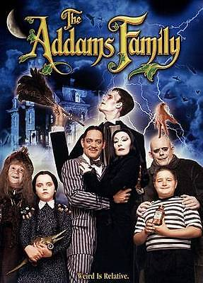 The Addams Family (DVD, 2013) BRAND NEW SEALED