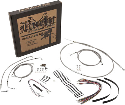 BURLY BRAND B30-1105 Cable and Brake Line Kits