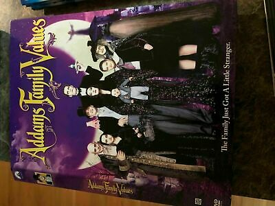 Addams Family Values - Dvd Size - Slip Cover Only