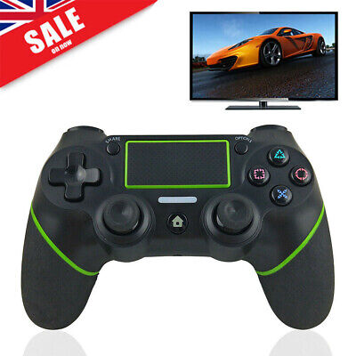 For PS4 PlayStation Dualshock 4 Bluetooth Gamepad Joystick Wireless Controller
