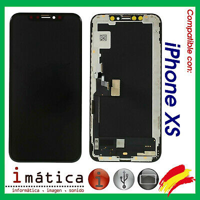 Pantalla Completa Lcd Iphone Xs Tactil Display Digitalizador Apple De Repuesto