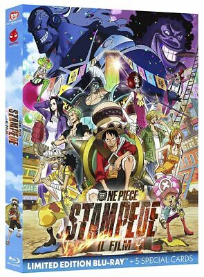 One Piece: Stampede ( Ed. Lim.)