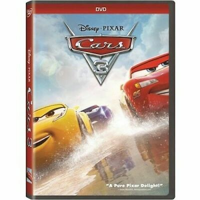 Disney's CARS 3 (DVD) New & Sealed - >> Free Shipping>>>