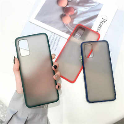 For Samsung Galaxy S20 Plus S20 Ultra Shockproof  Liquid Silicone Case Cover