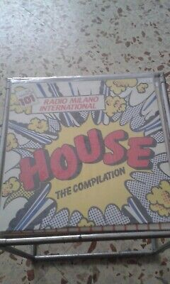 "House ""The Compilation""Various Artists HOV 101-DISCO :MINT ,COPERTINA MINT"