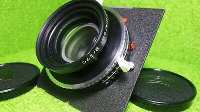 【EXC++++】 Schneider Kreuznach G Claron 270mm f9 Lens Copal No.1  from JAPAN #074