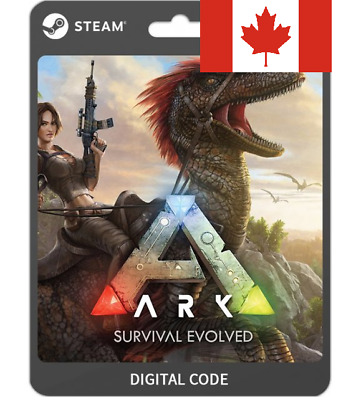 ARK: Survival Evolved (Global Steam Fresh Account) + MAIL ACCESS