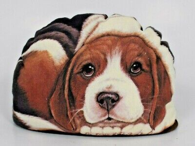 "The Toy Works - Tri-Color Beagle by Ellay '02 ""Pupper-Weight"" (Door Stop, Weight"
