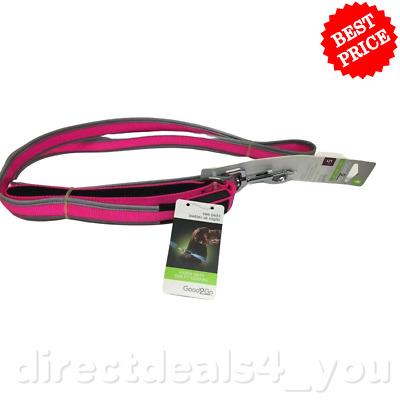 (New) Good2Go LED Light-Up Leash for Dogs - Pink, 5 ft.
