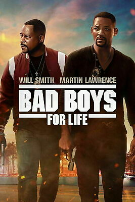 Bad Boys For Life (DVD 2019 2020) NEW Factory Sealed Ships 4/28/2020