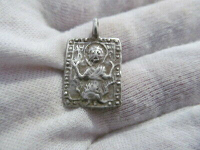Ancient silver icon Viking, Kievan Rus 10-13 AD № 693/2 (copy)