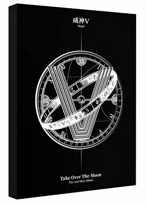 WAYV 2ND MINI Album / Take Over The Moon - Sequel