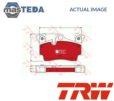 For AUDI Q7  Front And REAR BRAKE PAD SENSORS 2006 TO 2014 3.0 3.6 4.2 Brembo