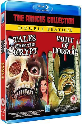 Tales from the Crypt / Vault of Horror Amicus Collection (Blu-ray) Peter Cushing