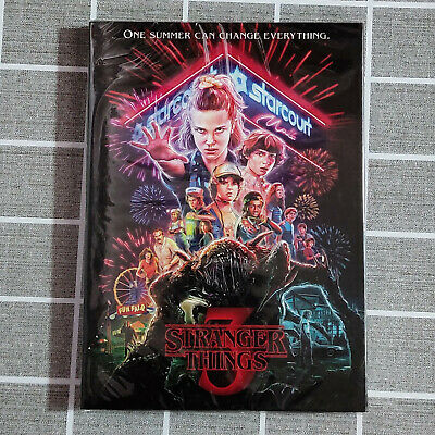 Stranger Things Season 3 (3-Disc Set) Brand New Fast shipping First Class Mail
