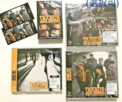 Stray Kids straykids SKZ2020 2 CD + DVD + cassette tape 2 photo card set of 7